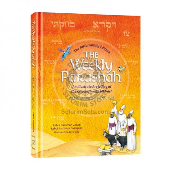 Weekly Parashah – Sefer Vayikra
