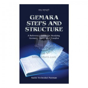 Gemara Steps And Structure