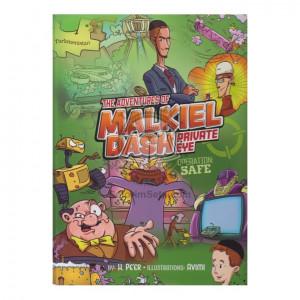 Adventures of Malkiel Dash - Private Eye