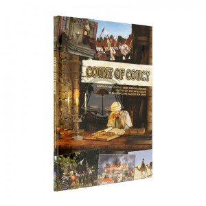 Count of Coucy - Comic