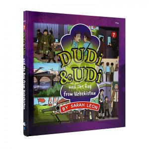 Dudi & Udi 7 - and the Boy from Uzbekistan
