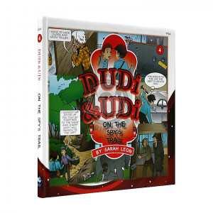 Dudi & Udi 4 - On the Spy's Trail
