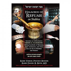 Halachos Of Refuah On Shabbos