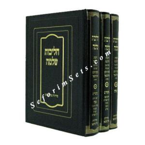 Halichos Shlomo- Teffilah - Moadim   /  הליכות שלמה - תפילה - מועד