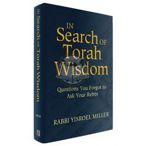 In Search of Torah Wisdom