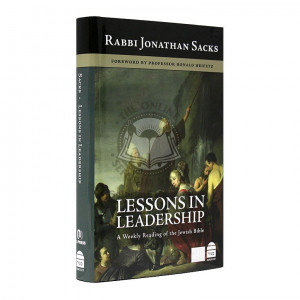 Lessons in Leadership (Rabbi Jonathan Sacks)
