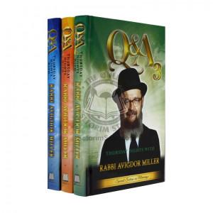 Q&A Thursday Nights with Rabbi Avigdor Miller