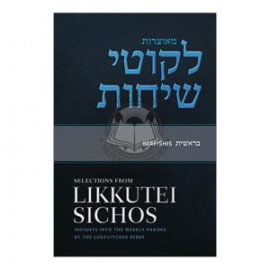 Selections from Likkutei Sichos - Bereishis