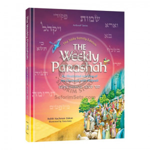 The Weekly Parashah – Sefer Shemos - Jaffa Family Edition