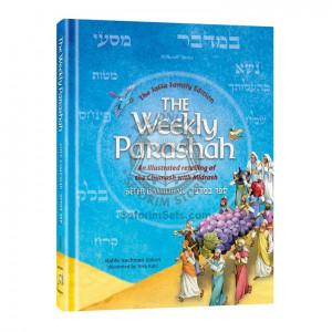 The Weekly Parashah – Sefer Bamidbar- Jaffa Family Edition