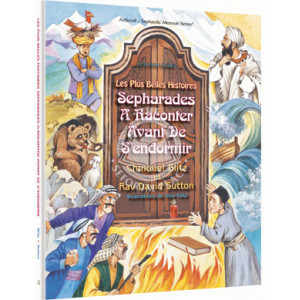 A Treasury of Sephardic Bedtime Stories - French edition