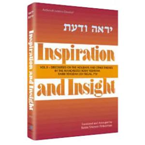 Inspiration and Insight - Festivals