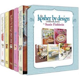 Kosher by Design Cookbook Series Slipcase Set