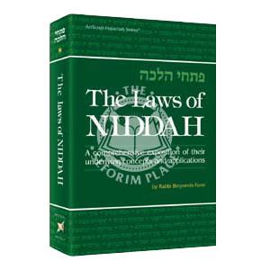 The Laws Of Niddah