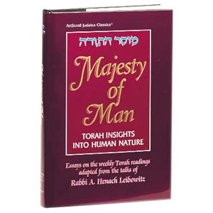 Majesty Of Man