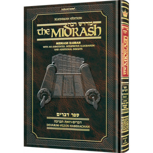 Kleinman Ed Midrash Rabbah: Devarim