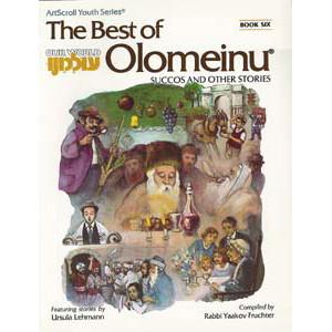 Best Of Olomeinu - 6  /  Succos
