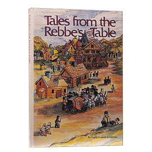 Tales From The Rebbe's Table