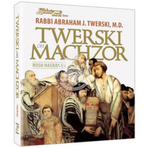 Twerski on Machzor
