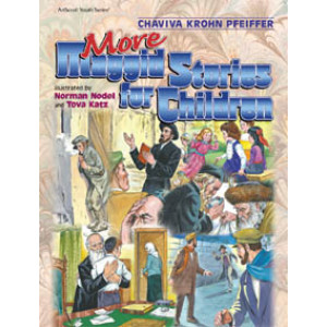 More Maggid Stories for Children