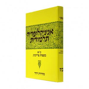 Mesivta Berachos Vol. 4 Large  /  מתיבתא ברכות ד גדול