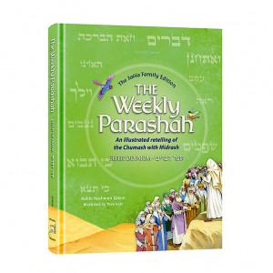 The Weekly Parashah – Sefer Devarim